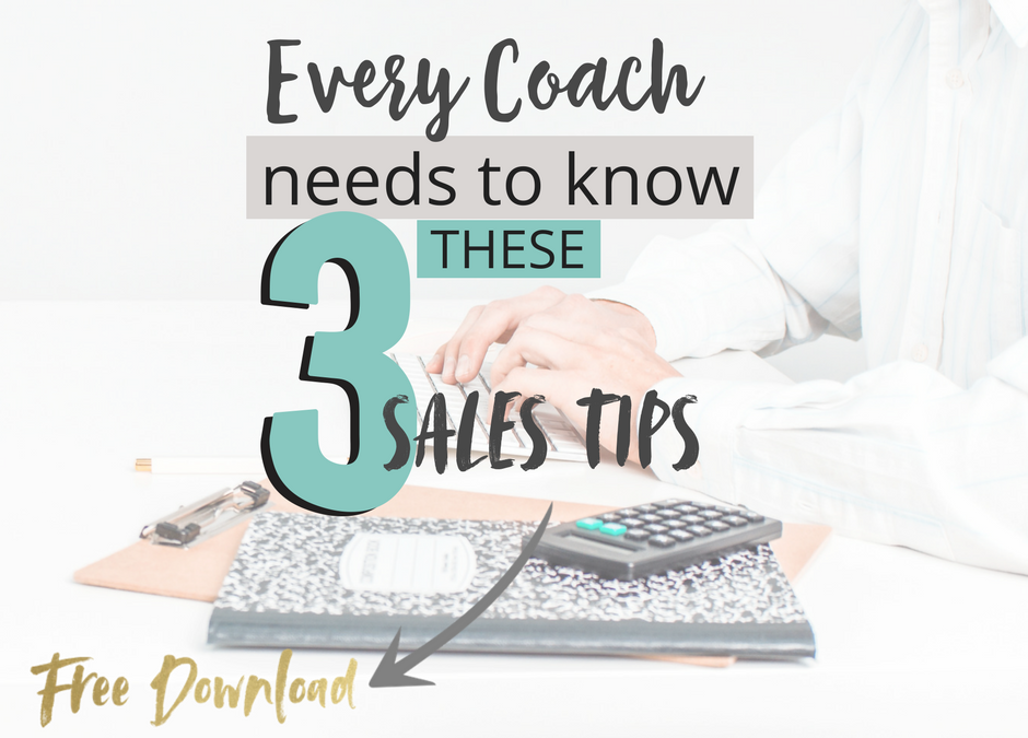 3 Sales Call Tips for Holistic Health Coaches